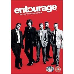 Entourage: Complete HBO Season 4 [DVD]